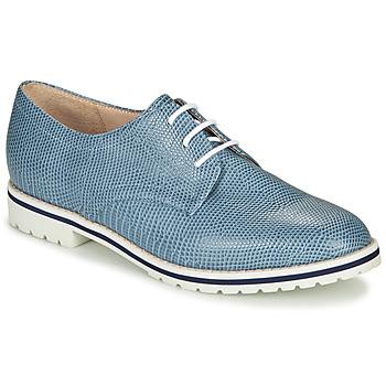Schuhe Damen Derby-Schuhe André CICERON Blau