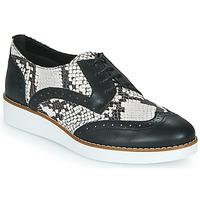 Schuhe Damen Derby-Schuhe André CAROU Beige