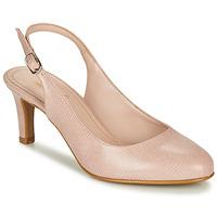 Schuhe Damen Pumps André POMARETTE Beige