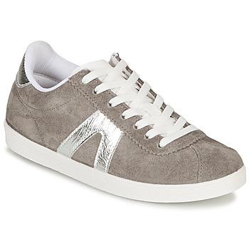 Schuhe Damen Sneaker Low André SPRINTER Grau