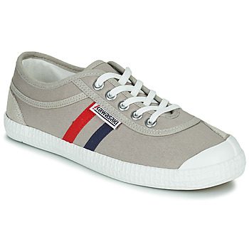 Schuhe Sneaker Low Kawasaki RETRO Beige