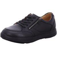 Schuhe Herren Sneaker Low Ganter Schnuerschuhe Karl Ludwig 259847-0100 schwarz