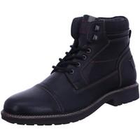 Schuhe Herren Boots Longo 1032114 schwarz