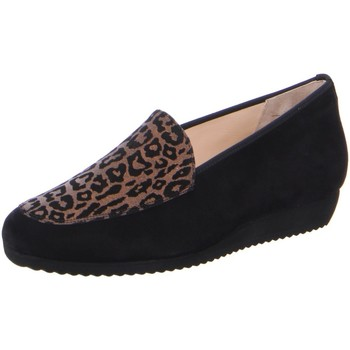 Schuhe Damen Slipper Hassia Slipper Sanremo 8-301454-0170 schwarz
