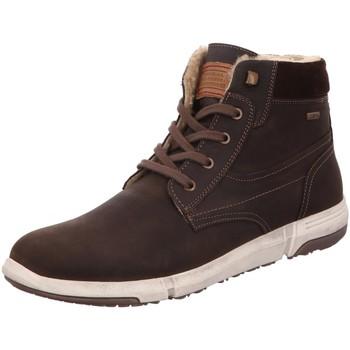 Schuhe Herren Schneestiefel Longo -Schnürstiefel,tartuffo/brown 1032347 braun