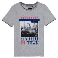 Kleidung Mädchen T-Shirts Ikks AMELIE Grau