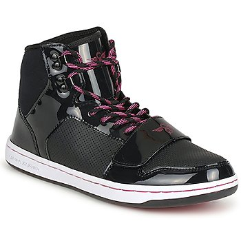 Schuhe Damen Sneaker High Creative Recreation W CESARIO Schwarz