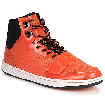 Schuhe Damen Sneaker High Creative Recreation W CESARIO Orange