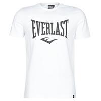 Kleidung Herren T-Shirts Everlast EVL LOUIS SS TS Weiss
