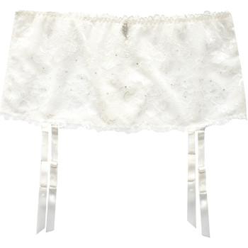 Unterwäsche Damen Strumpfhalter Lascana Der Bund von Paola de Weiß