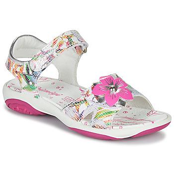 Schuhe Mädchen Sandalen / Sandaletten Primigi 5383500 Multicolor