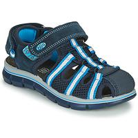 Schuhe Jungen Sportliche Sandalen Primigi 5392400 Marine / Blau