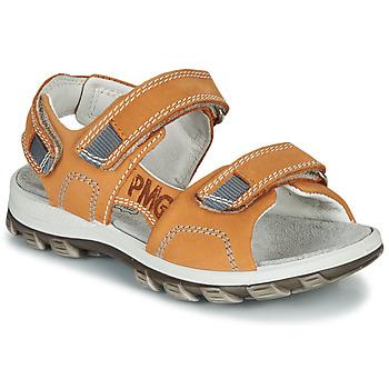 Schuhe Jungen Sandalen / Sandaletten Primigi 5391133 Orange