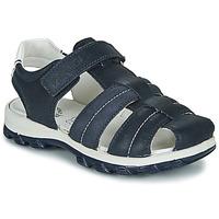Schuhe Jungen Sandalen / Sandaletten Primigi  Marine