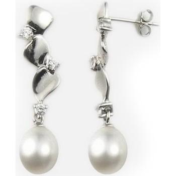 Uhren Damen Ohrringe Blue Pearls BPS 0327 Y Multicolor