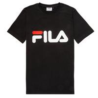Kleidung Kinder T-Shirts Fila FREDERIK Schwarz
