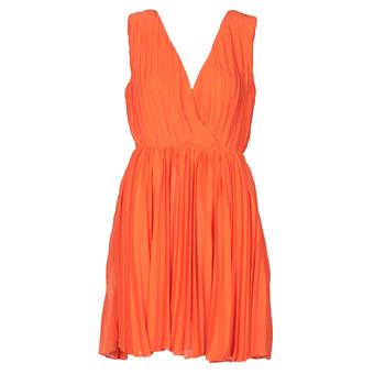 Kleidung Damen Kurze Kleider Moony Mood PE20-RPL-ROUGE Rot