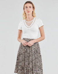 Kleidung Damen Tops / Blusen Moony Mood DURINO Weiss