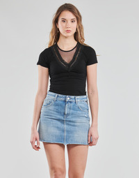 Kleidung Damen Tops / Blusen Moony Mood DALINA Schwarz