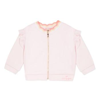 Kleidung Mädchen Jacken / Blazers Lili Gaufrette KALINIO Rose