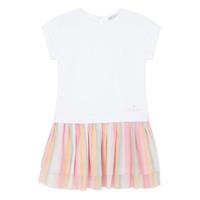 Kleidung Mädchen Kurze Kleider Lili Gaufrette MOLLY Multicolor