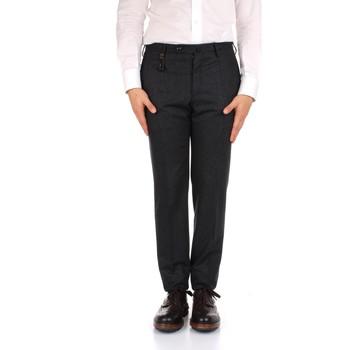 Kleidung Herren Anzughosen Incotex 1AT091 1721T grau