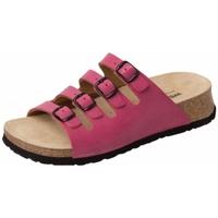 Schuhe Damen Pantoffel Weeger Keilpantolette 11460-65 pink