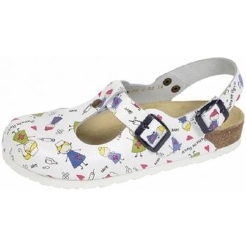 Schuhe Damen Pantoletten / Clogs Weeger Sp.-Clog Art.41710-13 Schwester