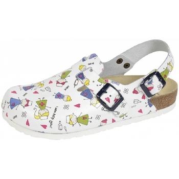 Schuhe Damen Pantoletten / Clogs Weeger Clog Art. 41610-13 Schwester