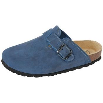 Schuhe Pantoletten / Clogs Weeger Clog Art. 41510-30 ozean