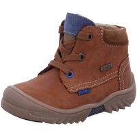 Schuhe Jungen Boots Richter Schnuerstiefel 1524-641-2901 braun