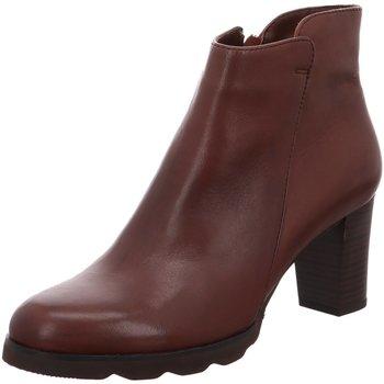 Schuhe Damen Low Boots Regarde Le Ciel Stiefeletten PATRICIA 01 2785 braun