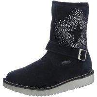 Schuhe Mädchen Schneestiefel Ricosta Stiefel COSMA 9120400/180 blau