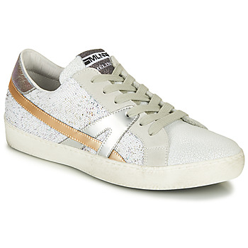 Schuhe Damen Sneaker Low Meline GELOBELO Beige
