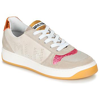 Schuhe Damen Sneaker Low Meline GEYSON Beige