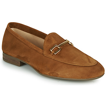 Schuhe Damen Slipper Unisa DALCY Camel