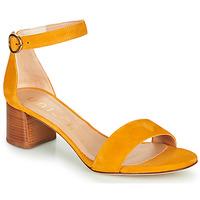 Schuhe Damen Sandalen / Sandaletten Unisa GELETE Gelb