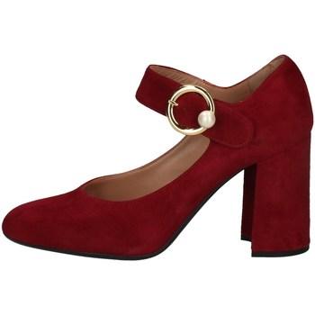 Schuhe Damen Pumps Noa G8900 BORDEAUX