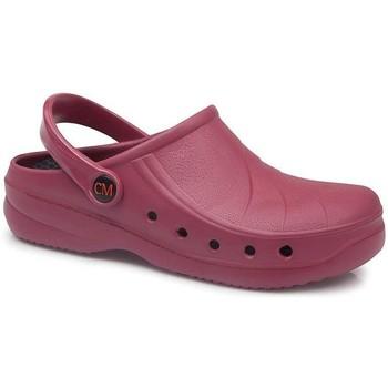 Schuhe Pantoletten / Clogs Calzamedi Sanitär Clog extra bequem anatomisch 2020 BORDEAUX