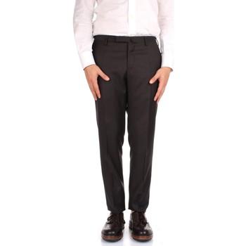 Kleidung Herren Anzughosen Incotex 1AT030 1010T braun