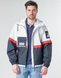 Kleidung Herren Jacken Helly Hansen RAIN Weiss / Marine
