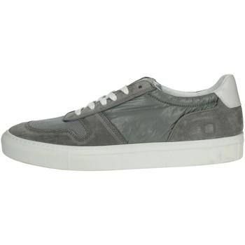 Schuhe Herren Sneaker High Date COURT-1E Grau