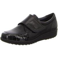Schuhe Damen Slipper Ara Slipper Meran -H- 12-41070-01 schwarz