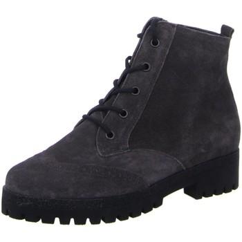 Schuhe Damen Low Boots Waldläufer Stiefeletten 338802-130-007 grau