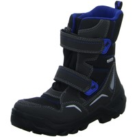 Schuhe Jungen Schneestiefel Lurchi Klettstiefel 33-31010-39 schwarz