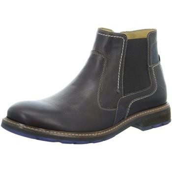 Schuhe Herren Boots Longo Bequem KF 1013589 braun