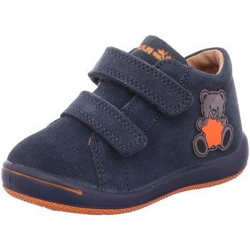 Schuhe Jungen Babyschuhe Imac Klettschuhe 163658 blau