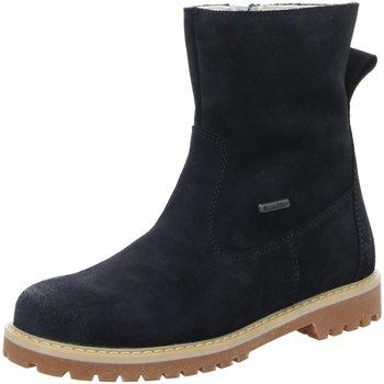 Schuhe Mädchen Boots Däumling Stiefel Anouk 280241-S-47 blau