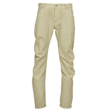 Kleidung Herren 5-Pocket-Hosen G-Star Raw ARC 3D SLIM Beige