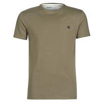 Kleidung Herren T-Shirts Timberland SS DUNSTAN RIVER CREW TEE Kaki